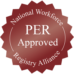 National Workforce Registry Alliance PER Approved